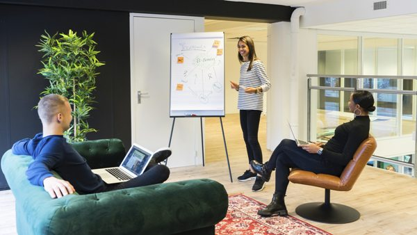 Lead Generation Strategy meeting